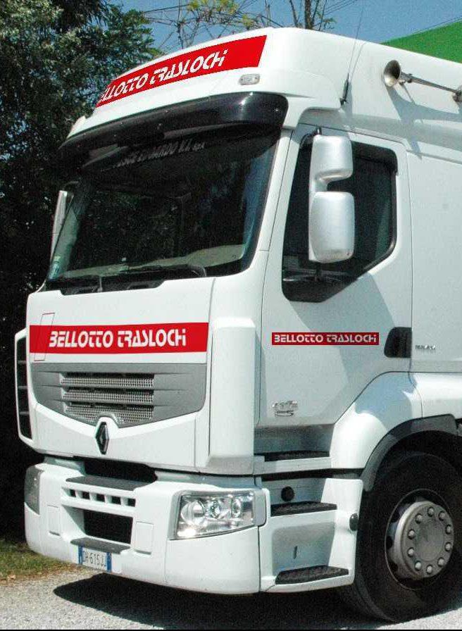 trasporto merci carico completo